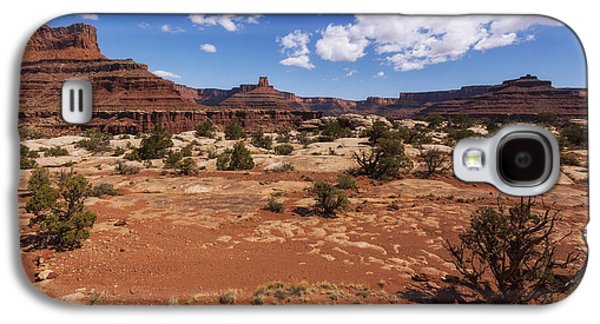 Near Goose Neck Galaxy S4 Case by Chad Dutson
