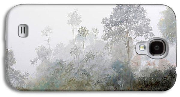 Nebbia Nella Foresta Galaxy S4 Case