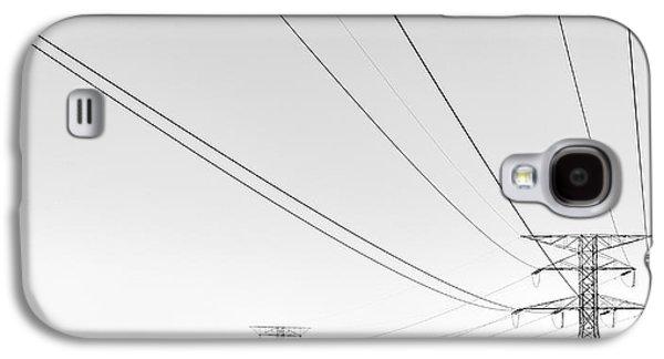 Minimalist Galaxy S4 Case - Necessary Evil by Scott Norris