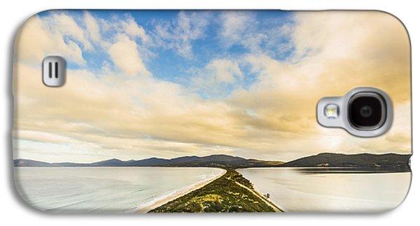 Neck Of Bruny Island Galaxy S4 Case by Jorgo Photography - Wall Art Gallery