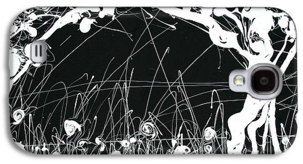 Negative Landscape Galaxy S4 Case by Ric Bascobert