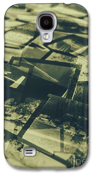 Negative Photos In Dark Room Galaxy S4 Case by Jorgo Photography - Wall Art Gallery