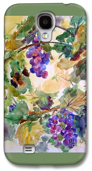 Neighborhood Grapevine Galaxy S4 Case by Kathy Braud