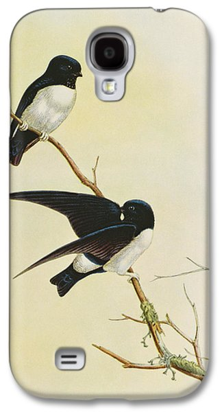 Nepal House Martin Galaxy S4 Case