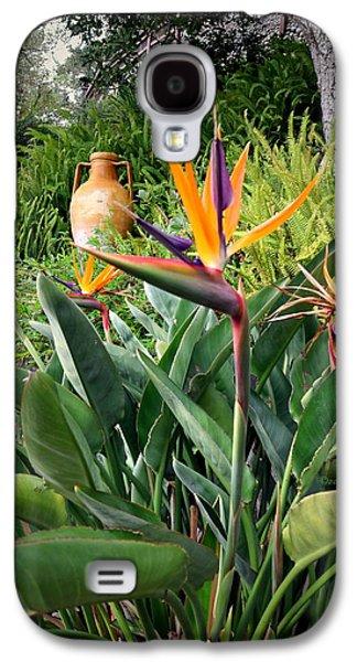 Nepenthe Bird Of Paradise Galaxy S4 Case