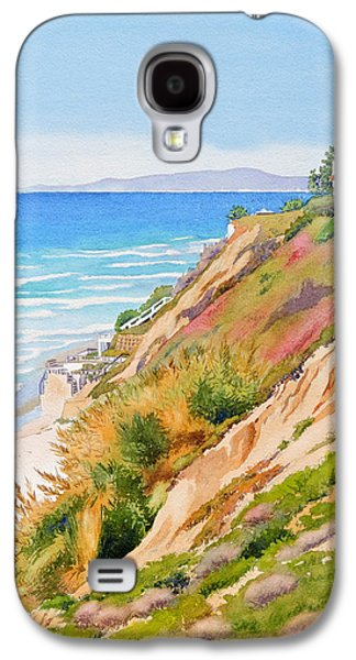 Neptune's View Leucadia California Galaxy S4 Case by Mary Helmreich