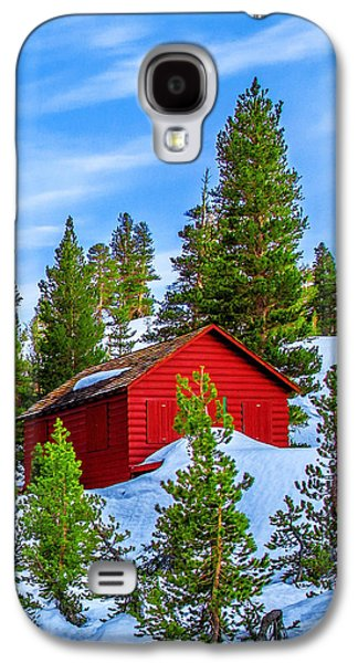Yosemite National Park Galaxy S4 Case - Nestled In by Az Jackson