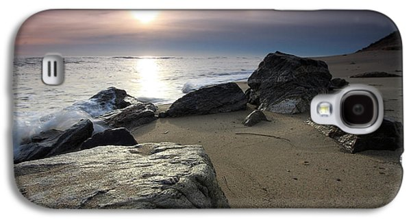 Ocean Art Photography Galaxy S4 Cases - New Day Galaxy S4 Case by Dapixara Art