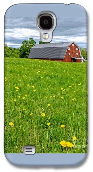 New England Landscape Galaxy S4 Case by Edward Fielding