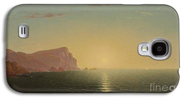 New England Sunrise Galaxy S4 Case
