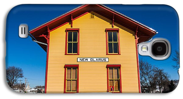 New Glarus Depot Galaxy S4 Case