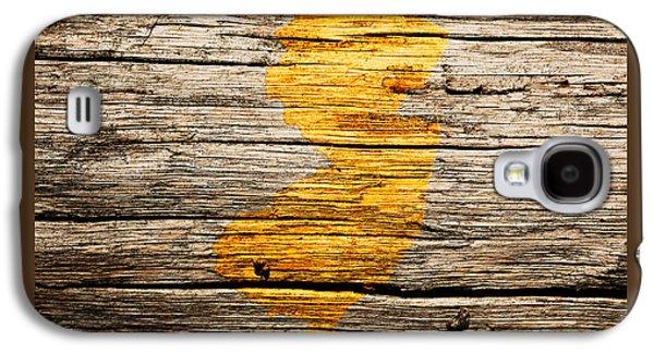 New Jersey 1w Galaxy S4 Case