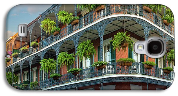 New Orleans House Galaxy S4 Case by Inge Johnsson