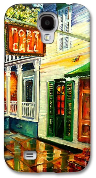 New Orleans Port Of Call Galaxy S4 Case by Diane Millsap