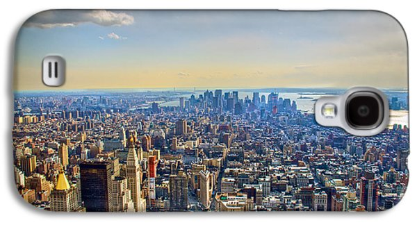 New York City - Manhattan Galaxy S4 Case