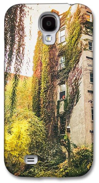 New York City Autumn East Village Galaxy S4 Case by Vivienne Gucwa
