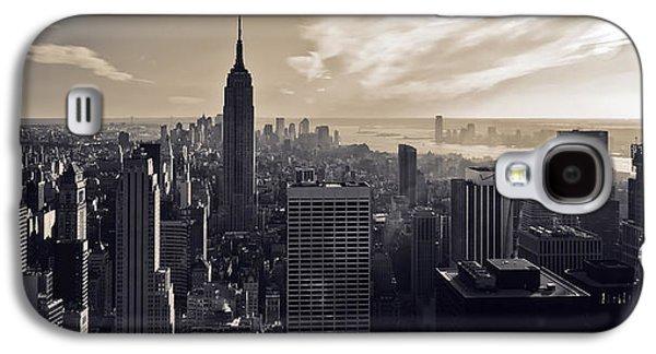 New York Galaxy S4 Case