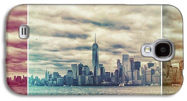 New York Lightleak Galaxy S4 Case