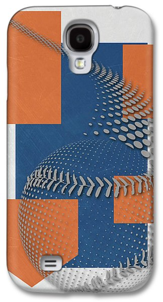 New York Mets Galaxy S4 Case - New York Mets Art by Joe Hamilton