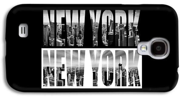 New York New York Galaxy S4 Case