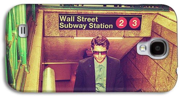 New York Subway Station Galaxy S4 Case