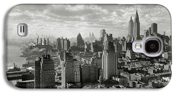 New Your City Skyline Galaxy S4 Case by Jon Neidert