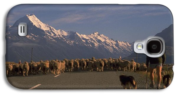 New Zealand Mt Cook Galaxy S4 Case