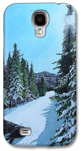 Newfoundland In Labrador II Galaxy S4 Case