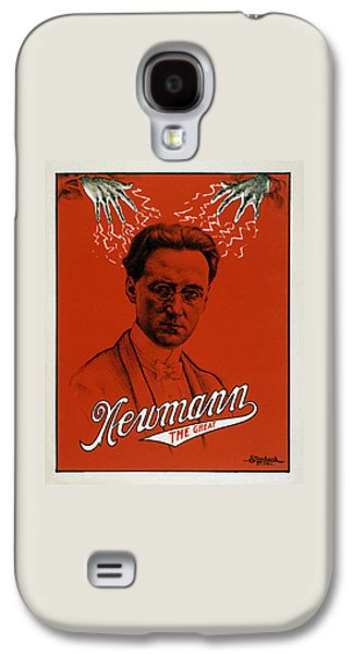 Newmann The Great - Vintage Magic Galaxy S4 Case