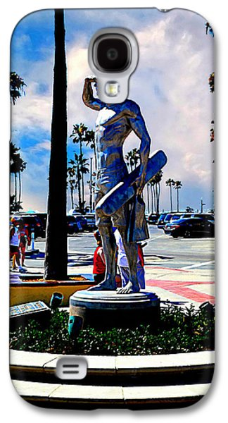 Newport Beach - Pier Entryway Galaxy S4 Case by Glenn McCarthy Art and Photography