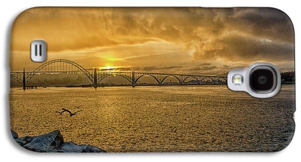 Newport Morning Galaxy S4 Case