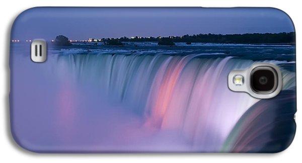Niagara Falls At Dusk Galaxy S4 Case by Adam Romanowicz