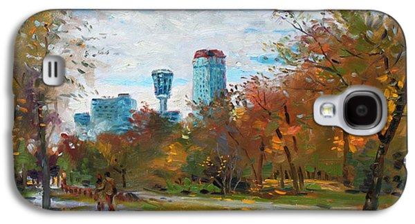 Niagara Falls Park Galaxy S4 Case by Ylli Haruni