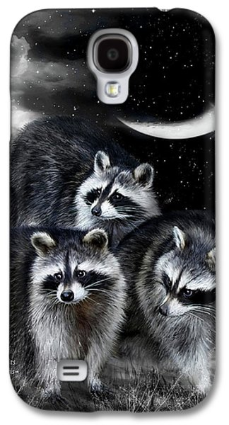 Night Bandits Galaxy S4 Case