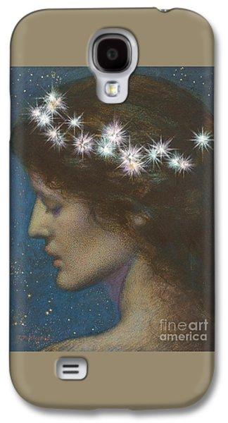 Night Galaxy S4 Case by Edward Robert Hughes