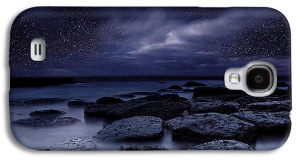 Night Enigma Galaxy S4 Case by Jorge Maia