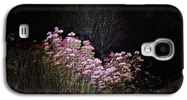 Night Flowers Galaxy S4 Case by YoMamaBird Rhonda