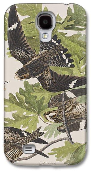 Night Hawk Galaxy S4 Case by John James Audubon