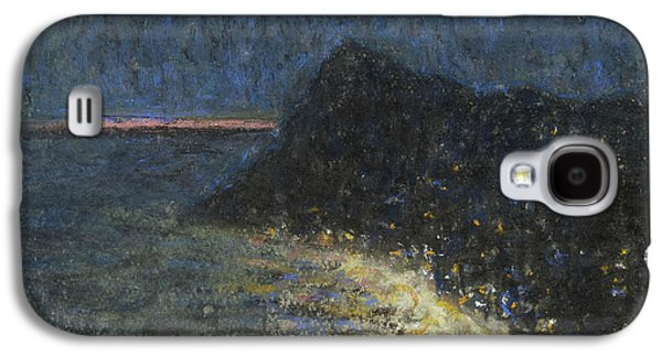 Ant Galaxy S4 Case - Night Motif From Capri by Ants Laikmaa
