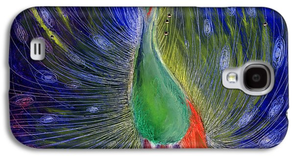 Night Of Light Galaxy S4 Case by Nancy Moniz
