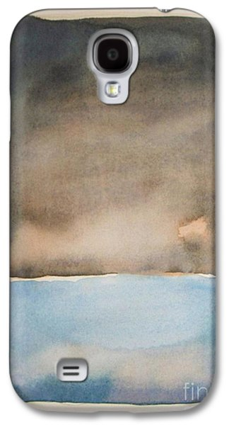 Night On The Lake Galaxy S4 Case by Vesna Antic