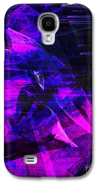 Night Rider . A120423.936.693 Galaxy S4 Case