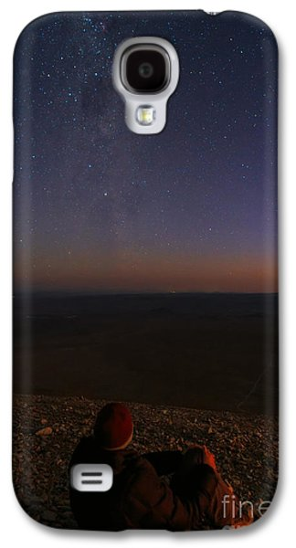 Night Sky, Atacama Deert, Chile Galaxy S4 Case