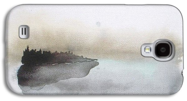 Nightfall On The Lake  Galaxy S4 Case