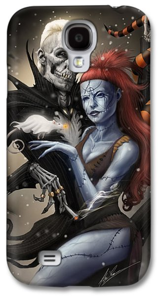 Nightmare Before Antwoord Galaxy S4 Case