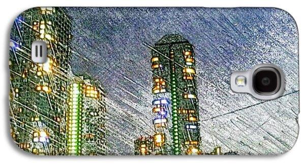 Tokyo River Galaxy S4 Case by Daisuke Kondo