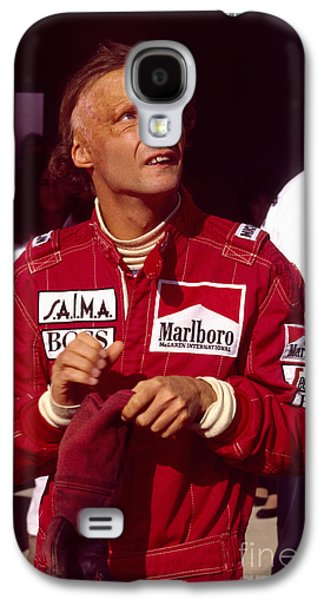 Niki Lauda. Marlboro Mclaren International Galaxy S4 Case
