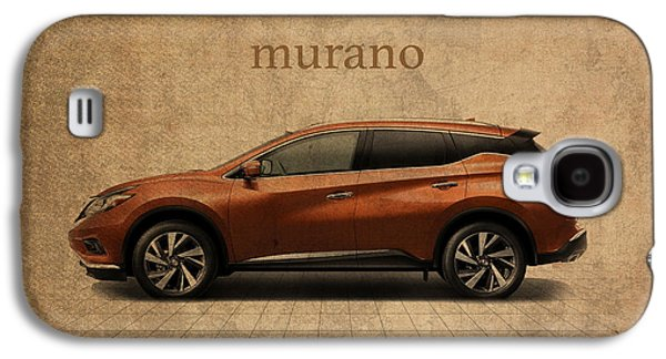 Nissan Murano Vintage Concept Art Galaxy S4 Case by Design Turnpike