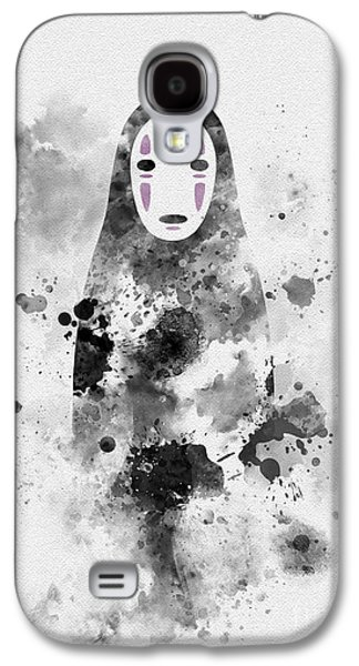 No Face Galaxy S4 Case