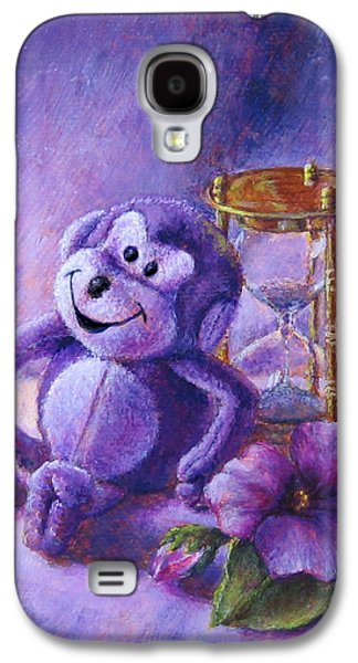 No Time To Monkey Around Galaxy S4 Case